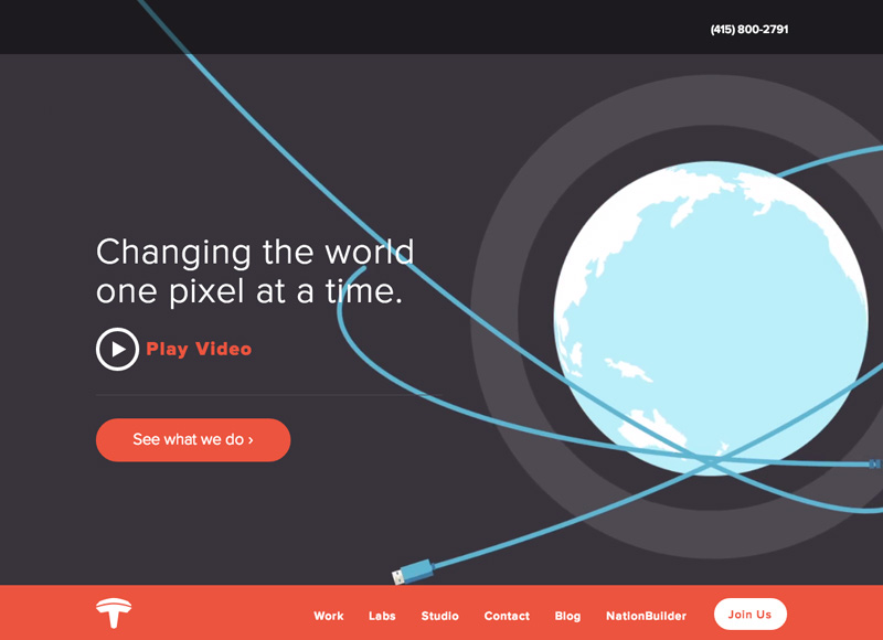 tendances webdesign