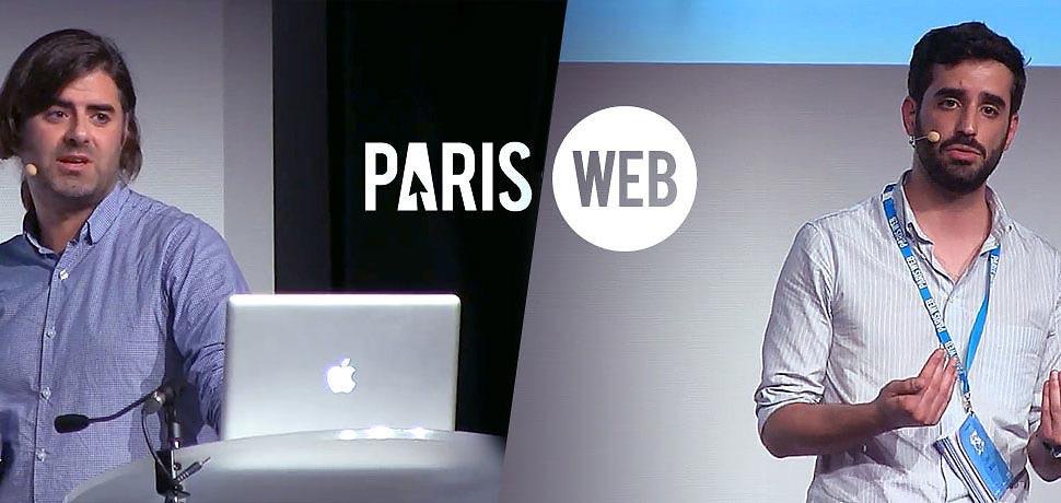 eric et nicolas parlent e-commerce a paris web 2014