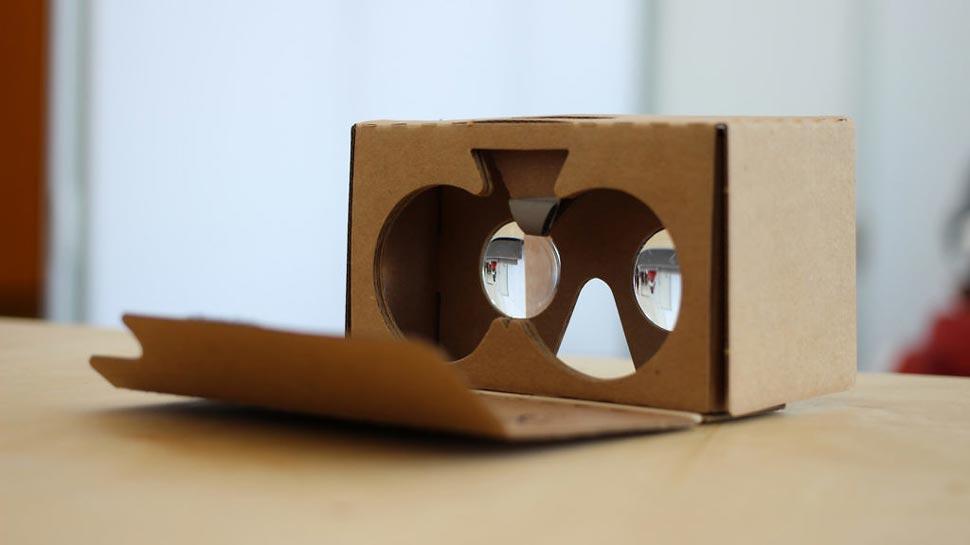 cardboard realite virtuelle ou augmentee
