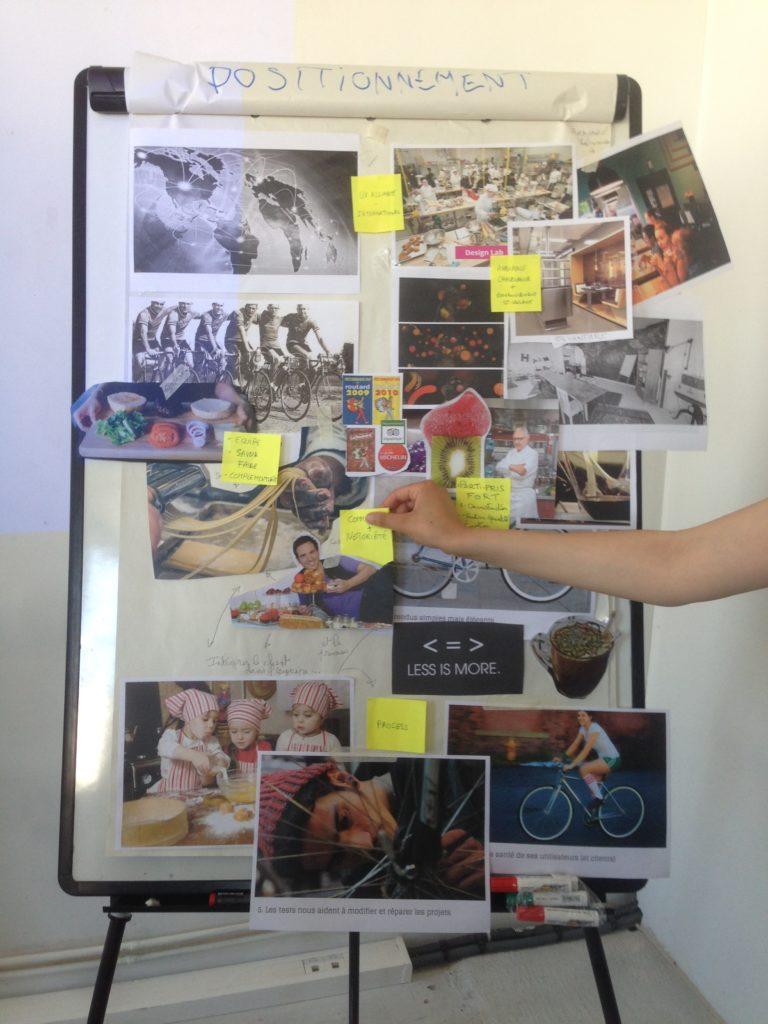 Axance - Réflexion stratégique - Numa - Pôle design