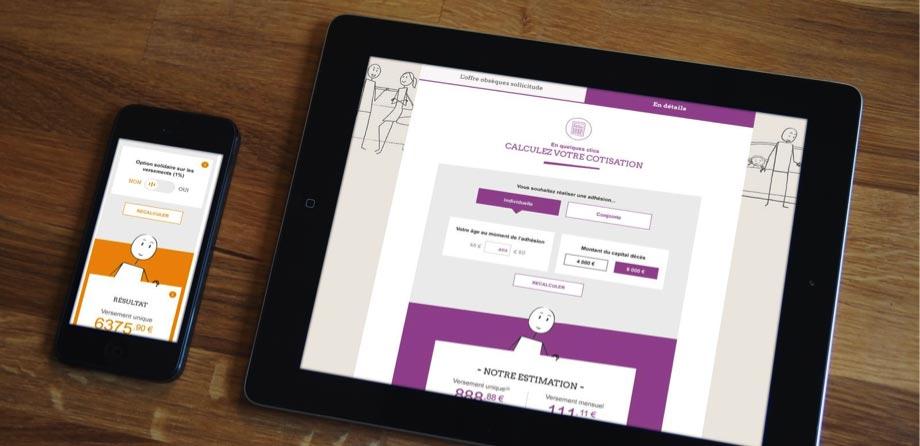 case study ux refonte site responsive design maif
