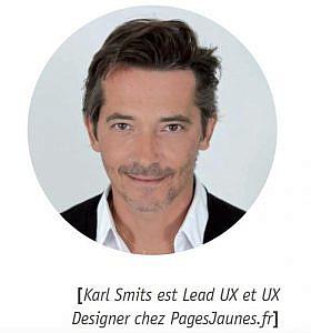karl smits lead ux ux designer pages jaunes