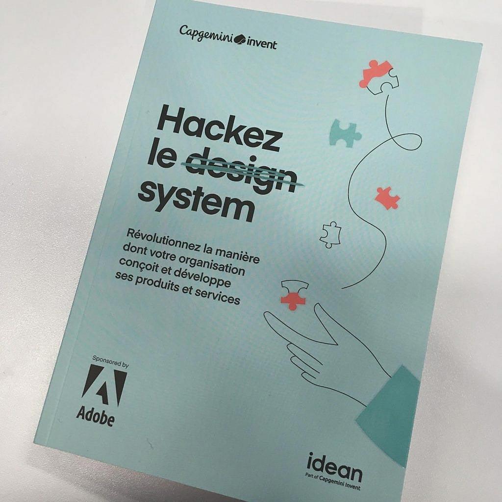 hackez le design system adobe