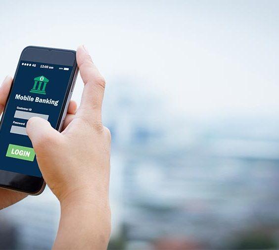 etude cas application mobile banque